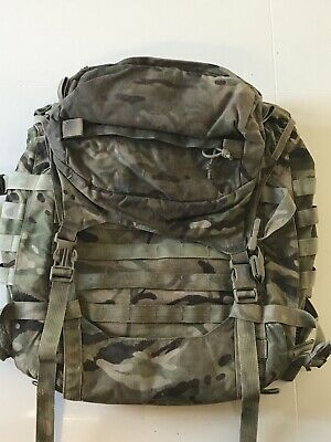 Genuine British Army Issue MTP 40 Litre Daysack!grade 1! Very Good Condition! • 39.95£
