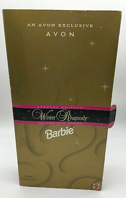 $14 • Buy  Barbie Winter Rhapsody, Special Edition AVON Exclusive 2ND Series 1996