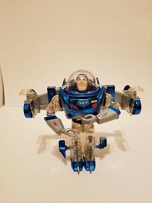 Buzz Lightyear Toy Story Transforming Toy Spaceship  • 21.70£