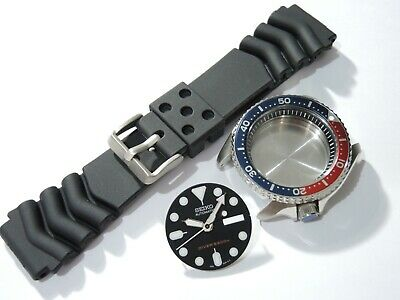 $ CDN120.29 • Buy New Replacement  Pepsi  Case Kit Fits Seiko Skx007-009 Diver's (7s26-0020)
