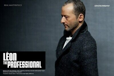 $94.88 • Buy 1/6 No Hot Toys Enterbay Jean Reno Léon Head Sculpt