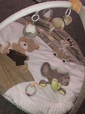 £20 • Buy Baby Play Mat. Hanging Toys / Mirror, Noises & Rattle. Perfect Condition