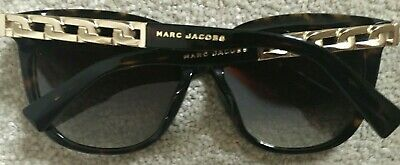Marc Jacobs - Sunglasses - NEW With Case & Cleaning Cloth - 334 F/S Dark Havana • 33.99£
