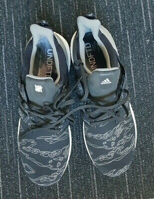 AU199 • Buy Adidas X Undefeated Ultra Boost - Size 9.5 US Black