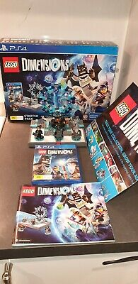 AU120 • Buy Lego Dimensions Ps4 Starter Pack And 4 Play Packs