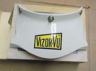 $295 • Buy Nos Vizor-vu Helmet Visor As Worn By Steve Mcqueen In  On Any Sunday