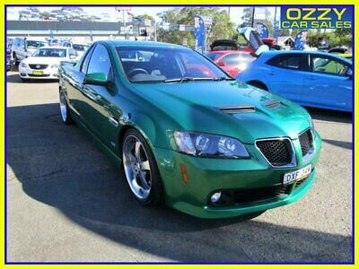 AU29950 • Buy 2010 Holden Commodore VE MY10 SS-V Green Manual 6sp M Utility