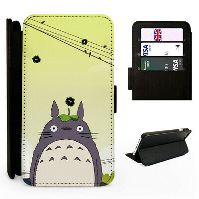 My Neighbour Totoro - Flip Phone Case Cover - Fits Iphone / Samsung • 9.98£