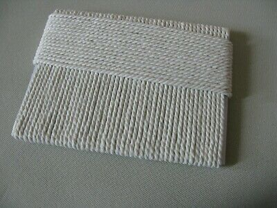 30 Mt Of 5mm Cotton Piping Cord (Natural) - Upholstery Cushions / Crafting • 6.75£