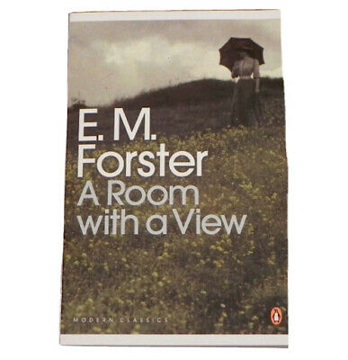 A ROOM WITH A VIEW By E.M. Forster. NEW Paperback Book • 3.95£