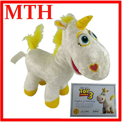 £199.99 • Buy Toy Story Buttercup Signature Collection Thinkway Plush Toy With COA - MINT