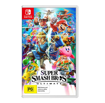 AU76 • Buy Super Smash Bros. Ultimate - Switch
