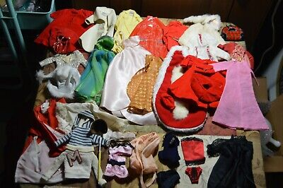 $ CDN64.73 • Buy LARGE LOT VINTAGE Barbie Clothes And Accessories