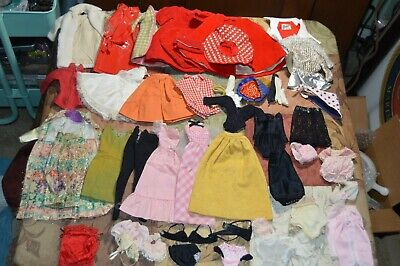 $ CDN84.55 • Buy LARGE LOT VINTAGE Barbie Clothes And Accessories
