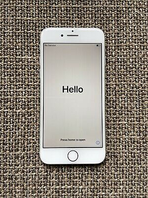 AU180.60 • Buy Apple IPhone 7 - 128GB - White/Silver In Good Condition