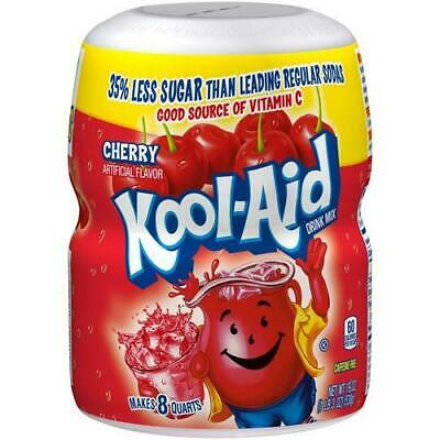 Kool-Aid Cherry Drink Mix 538g • 9.89£