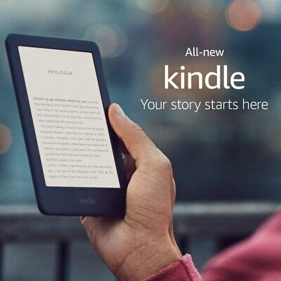 AU199.99 • Buy Kindle, Now With A Built-in Front Light - Black