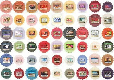 YANKEE CANDLE Wax Tart And Melts - Mix & Match - FAST And FREE POST  • 2.39£