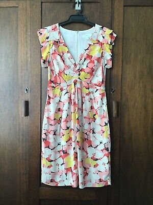 AU10 • Buy Country Road Floral Silk Dress Women's Size 6