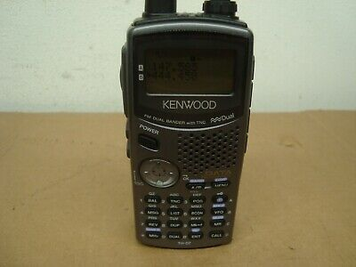 $ CDN199.39 • Buy KENWOOD TH-D7A 2 METER And 440 MHz DUAL BANDER HAND HELD TRANSCEIVER