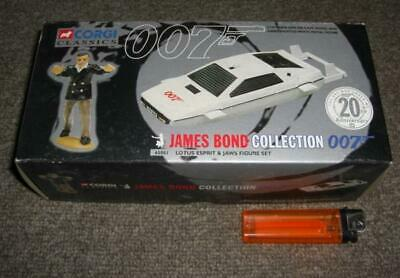 $ CDN189.07 • Buy Lotus Esprit 007 James Bond Collection Corgi