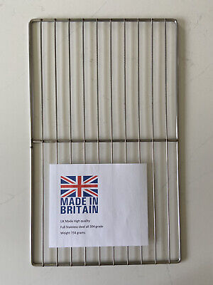 £70 • Buy 5 X GN1/1 ST/STL SHELF COMBI STEAM OVEN WIRE GRID RACK (NOT CHROME PLATED)