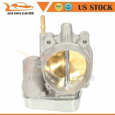 $69.49 • Buy Throttle Body For Chevy Trailblazer 4.2L Impala Monte Carlo 5.3L 2006 2007 New