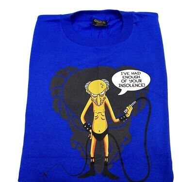 $ CDN86.70 • Buy Vintage 1999 The Simpsons T-Shirt Mr Burns Insolence NOS Single Stitch Changes