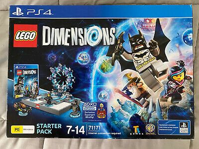 AU99 • Buy Lego Dimensions PS4 Starter Pack - NEW & SEALED