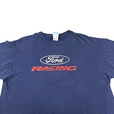 $ CDN53.38 • Buy Vintage 90's Ford Racing American Muscle T-Shirt Men's Size XL