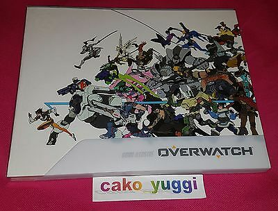 AU128.40 • Buy Blizzard Overwatch Collectors Edition Visual Source Art Book Original 175 Pages