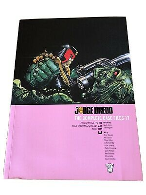 Judge Dredd The Complete Case Files 17 • 14.99£