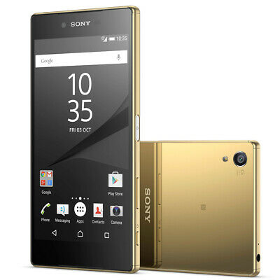 $ CDN274.29 • Buy Sony Xperia Z5 E6633 Dual Sim Gold 5.2  3/32GB UNLOCKED 23MP Phone By Fed-ex