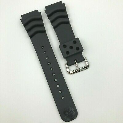 $ CDN37.47 • Buy Genuine Seiko 4F24ZZ 4FY8JZ  22mm Divers Watch Strap + Pins SKX173 SKX007 SKX009