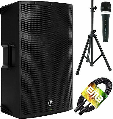 $414 • Buy Mackie Thump12BST  1300W 12  Powered Loudspeaker + Microphone, Stand, XLR Cable