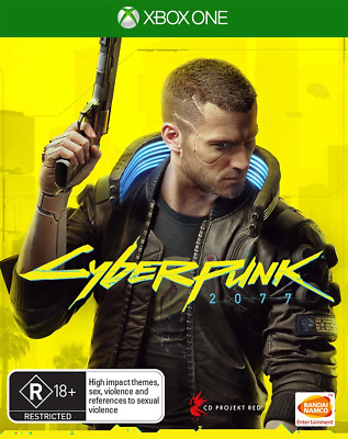AU105 • Buy Cyberpunk 2077 Day One Edition Xbox One Game NEW PREORDER 10/12