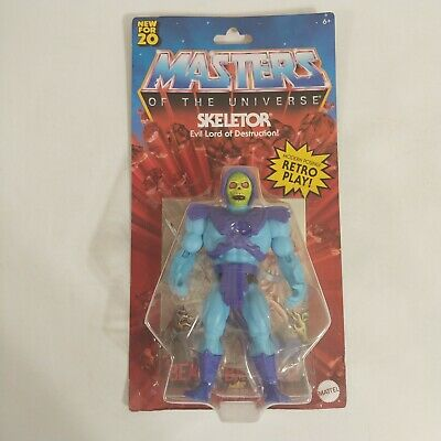 $28.49 • Buy Masters Of The Universe Origins Skeletor 5.5-In Action Figure ⚡ SHIPS TODAY ⚡