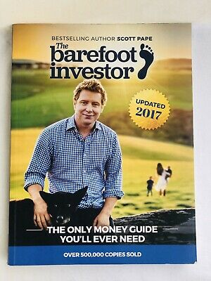 AU18 • Buy The Barefoot Investor By Scott Pape.  2017 Update