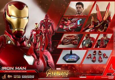$ CDN614.68 • Buy Hot Toys Avengers: Infinity War Iron Man Mark L (50) DIECAST Sixth Scale Figure