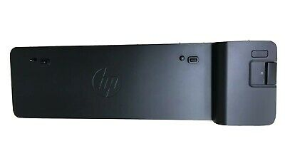 AU160 • Buy HP UltraSlim Docking Station - Black (D9Y32AA)