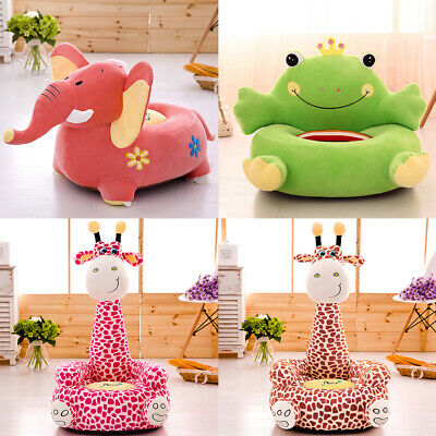 Baby Kids Plush Sofa Seat Kids Children Relax Soft  Chair Toddlers Armchair Seat • 22.99£