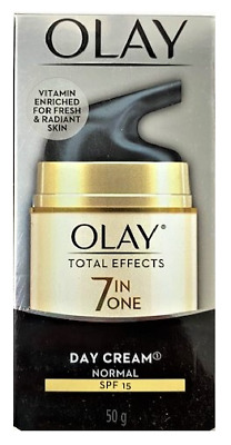 AU16.78 • Buy Olay Total Effects 7 In One, Anti Aging Day Cream, Normal, SPF 15, 1.7 Oz