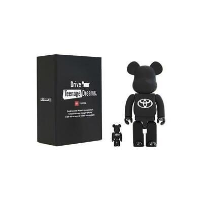 $434 • Buy BE@RBRICK Toyota Collaboration  Drive Your Teenage Dreams.  BEARBRICK