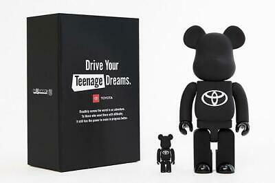 $496 • Buy BE@RBRICK TOYOTA  Drive Your Teenage Dreams.  100% & 400% BEARBRICK