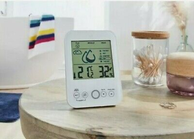 Auriol Room Climate Monitor  Heat Mould Humidity Made In Germany • 9.99£