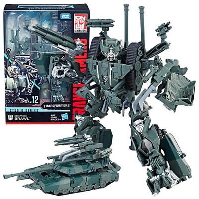 Transformers Studio Series Voyager SS12 Brawl Action Figure 18CM Toy • 26.99£