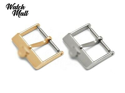 Fits OMEGA Buckle Clasp For Watch Leather Vintage Strap Band Silver Yellow Gold • 9.99£