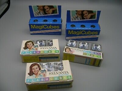 $15 • Buy Lot Of 15 Unused Flash Cubes Mix Of Sylvania & GE