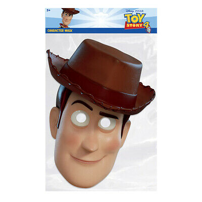 Woody Toy Story CELEBRITY PARTY MASKS MASK FUNNY STAG CARDBOARD FACE  • 2.99£