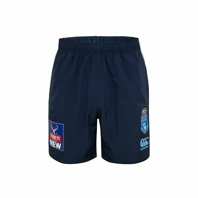£29.99 • Buy New South Wales Rugby League State Of Origin Gym Shorts